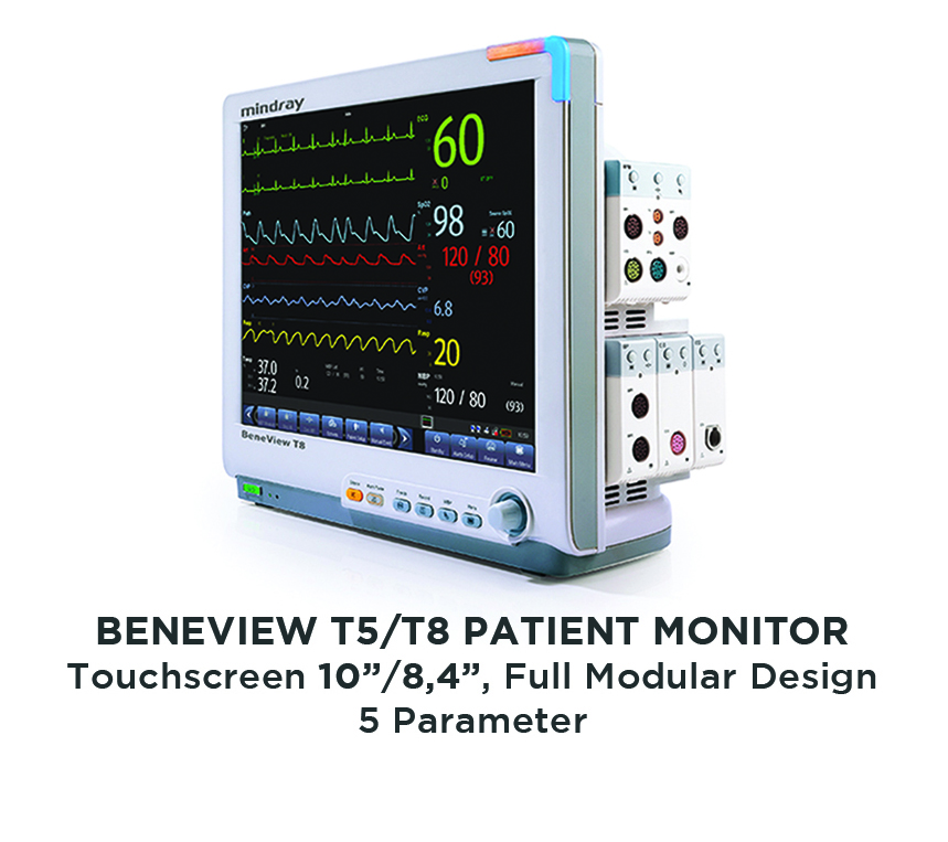 beneview T5 T8 patient Monitor